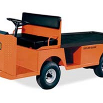 Taylor Dunn Flat Bed Carriers by Warequip