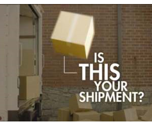 Is this your shipment?