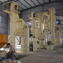 Break-day High-pressure Suspension Grinding mill