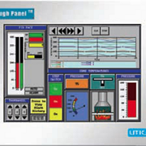 Touch screen operator interface panels