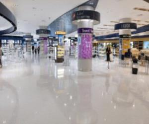 Auckland Airport Arrivals Hall Stage I