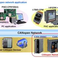 ICP DAS CANopen Remote I/O Application Solutions