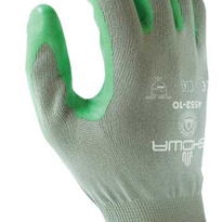 Showa Biodegradable Foam Nitrile Coated Work Glove