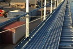 Guard Rail and Roof Walkways