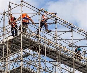 Only buy original scaffolding from companies who can provide genuine certification and guarantee safety standards.