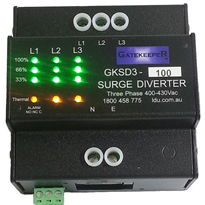 Power Surge Diverters | Gatekeeper GKSD