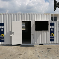 Transportable Site Office