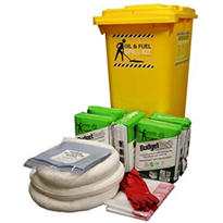 Spill Kit - Oil and Fuel Budget 90L Absorbent Capacity (SKHBR240)
