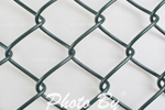 Vinyl Coated Chain Link Fence Fabric