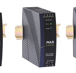 24 VDC Power Supplies By PULS | PIANO Series