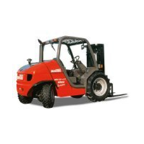Compact Masted fork-lift Truck