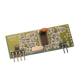 RF for Remote Applications Receiver modules