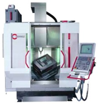 Hermle's Universal Milling Machining Centre