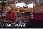 Minining / Cement / Aggregates Consulting - Maintenance Contract Analysis
