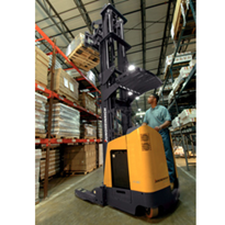 NEW ETR 320 Pantograph Reach Truck