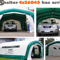 Portable Inflatable Shelter | Ezy Shelter 6045
