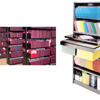 Library & Office Shelving