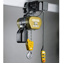 Electric Chain Hoists & Cranes - Trolleys