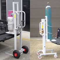 Liftaide Gas Cylinder Lift Trolleys