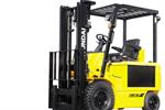 Hyundai Electric Forklift Trucks