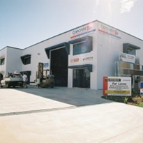 Concrete Tilt Building