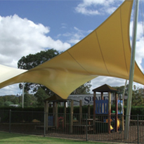 Shade Systems | Fabric Structures | Playground Shade