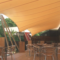 Shade Systems | Fabric Structures | Multiple Attachment Points | Polyedge