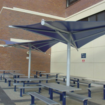 Shade Systems | Fabric Structures | Hypar