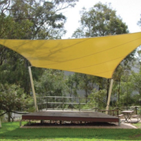 Shade Systems | Fabric Structures | Free Form Hypar