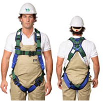 Riggers Fall Arrest Harness - ULR01