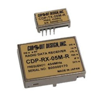 Compact multi channel transmitter and receiver (4 channels)
