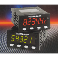 AWESOME:  628 Series – 1/8 DIN Large display panel Meters – Analog or Digital