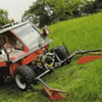 Metrac G4 Series Two-axle Hillside Mower