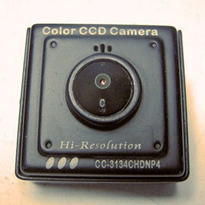 Mini Pinhole Colour Camera - CC-3135CHDNP4