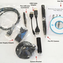 Pen Spy Camera With Built-in DVR