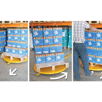 Heavy Duty Pallet Picking Positioner - Pal-E Turn®