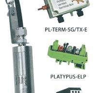 "Submersible Level Transmitter - the ""Platypus"""