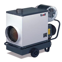 Kroll Portable Heaters Mobile Diesel Heater