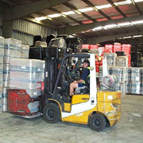 Rental of Materials Handling Equipment