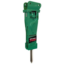 Montabert 700 -  Medium Range Rock Breaker