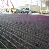 Hydronic Floor Heating System