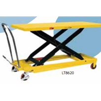 Large & Electric Scissor Lift Trolleys - Extra Large Deck Units