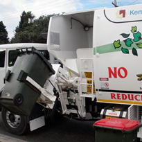 Waste Management Bin Pick-up and Tracking Solution