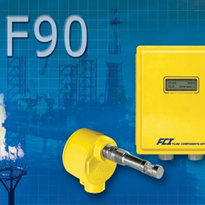 Flow Meter to Measure Flare Gas For Oil/Gas Offshore Platforms and Refineries