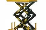 Optimum Handling Solutions Scissor Lifts For Inner City Goods Delivery