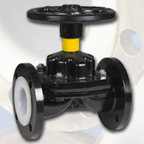 Valves - Weir Type Diaphragm Valves