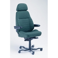 Heavy Duty Office Chairs - 24/7 Surveillance