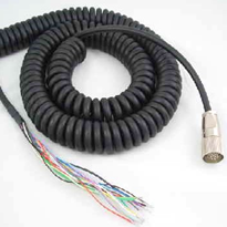Signal Cable - Electronic Signal Curly Cords