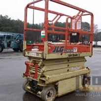 2002 JLG 1932E2 Electric Scissor Lift (#253789)