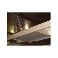 AM-BOSS Aluminium, Ceiling Space Access Ladder